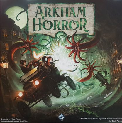 Arkham Horror 3rd edition board game