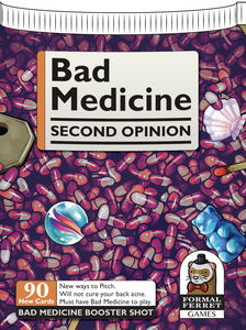 Bad Medicine Second Opinion Board Game Expansion