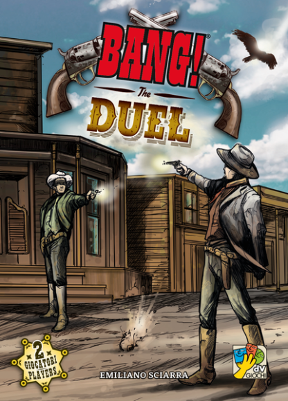 Bang The Duel board card game
