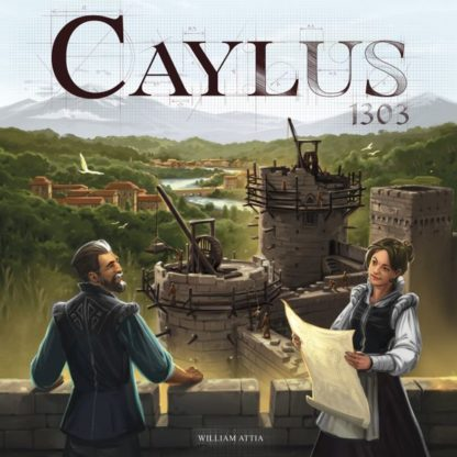 Caylus 1303 board game
