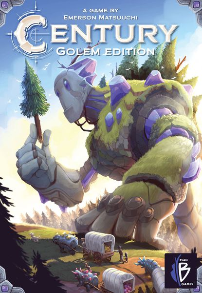 Century golem edition board game