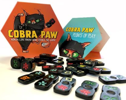 Cobra paw board game