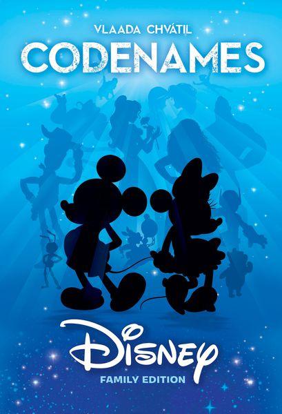 Codenames Disney board game