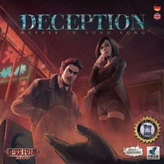 Deception murder in hong kong board game party