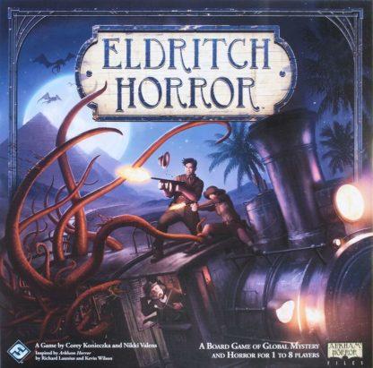 Eldritch Horror board game fantasy flight