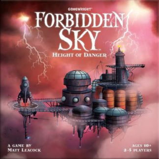 Forbidden Sky board game