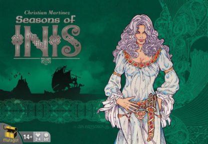 Inis seasons of inis board game