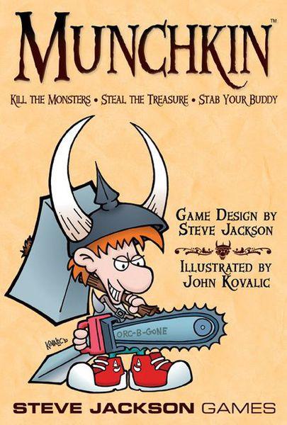 Munchkin original board game
