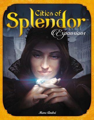 Splendor cities of splendor board game
