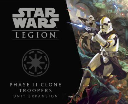 Star wars legion phase 2 clone troopers