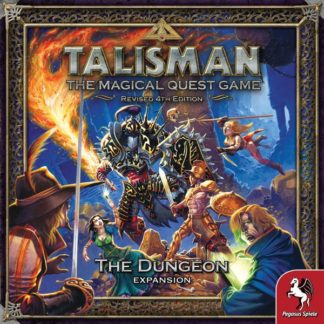 Talisman The Dungeon Expansion board game