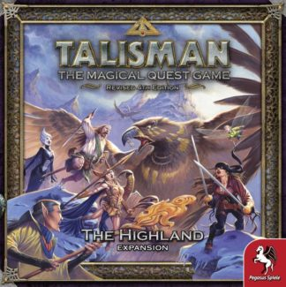 Talisman The Highland Expansion board game