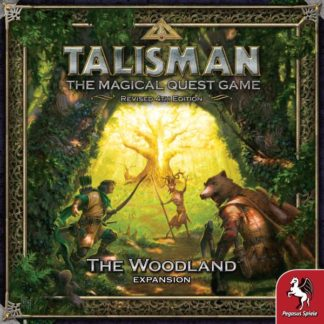 Talisman The woodland expansion board game