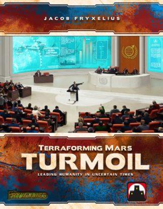 Terraforming mars turmoil board game