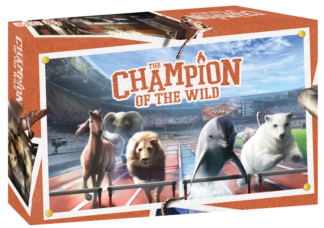 The champion of the wild board game