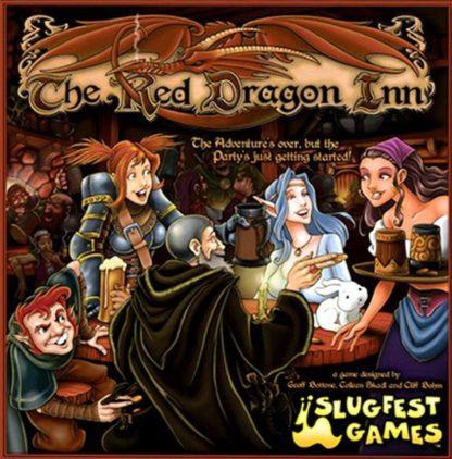 The red dragon inn board game