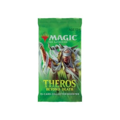 Theros beyond death collector booster pack for magic the gathering