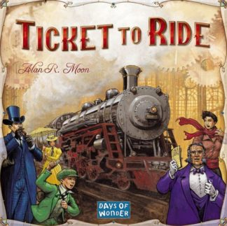 Ticket to ride USA Edition