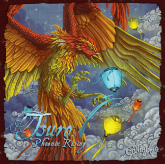 Tsuro Phoenix Rising board game