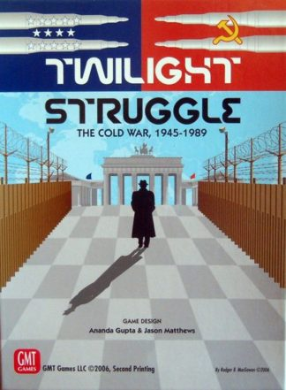 Twilight struggle deluxe edition board game