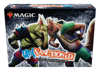 Unsanctioned mtg box set for magic the gathering