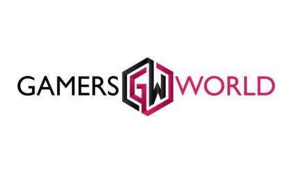 Gamers World Logo