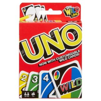 uno board card game