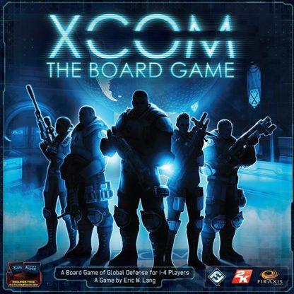 xcom board game