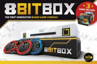 8Bit 8 Bit Box Board Game