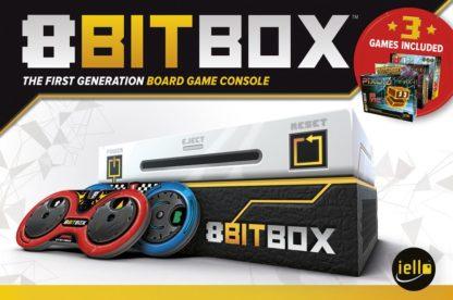 8Bit 8 Bit Box Board Game