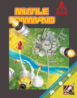 Atari's Missile Command board game