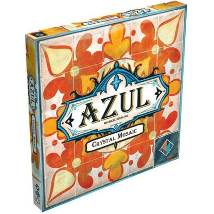 Azul Crystal Mosaic board game expansion