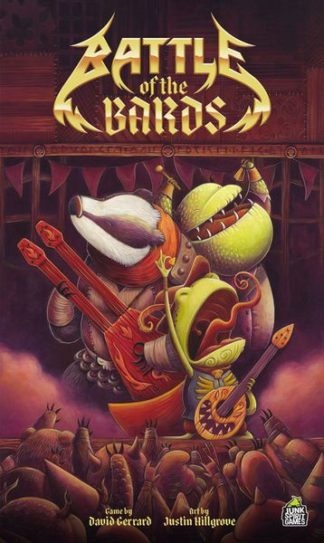 Battle of the Bards board game