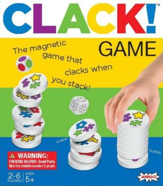 CLACK the board game