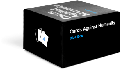 Cards Against Humanity The Blue Box Expansion