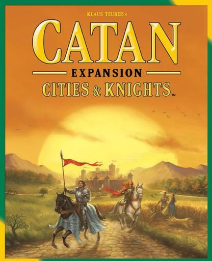 Catan Cities and Knights, Mayfair Games expansion