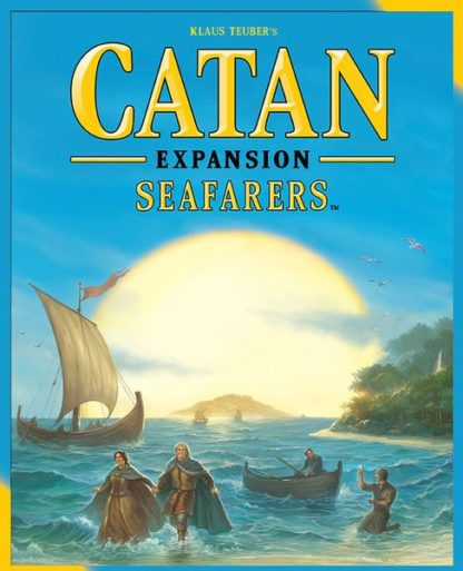 Catan Seafarers Mayfair Games board game expansion