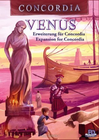 Concordia Venus board game expansion