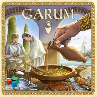 Garum Board Game