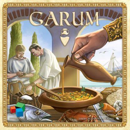 Garum Board Game