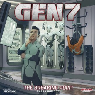 Gen7 The breaking point board game