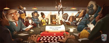 Gorilla Marketing board game