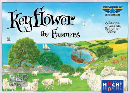 Keyflower The Farmers expansion board game