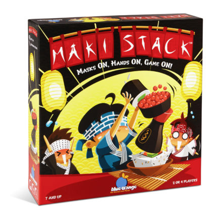 Maki Stack Board Game