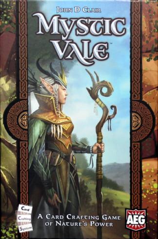 Mystic vale board game