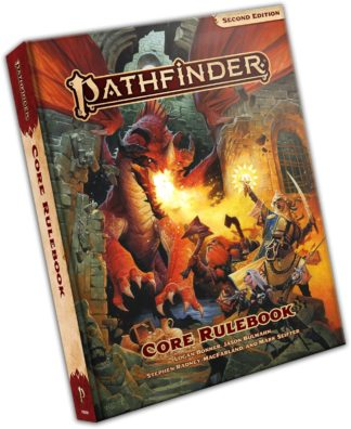 Pathfinder Core rulebook second 2nd edition