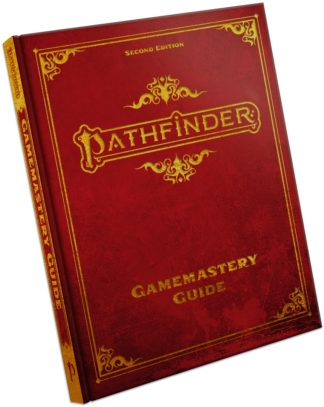 Pathfinder Gamemastery Guide Special Edition Hardcover RPG