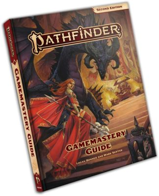 Pathfinder RPG Gamemastery guide 2nd edition