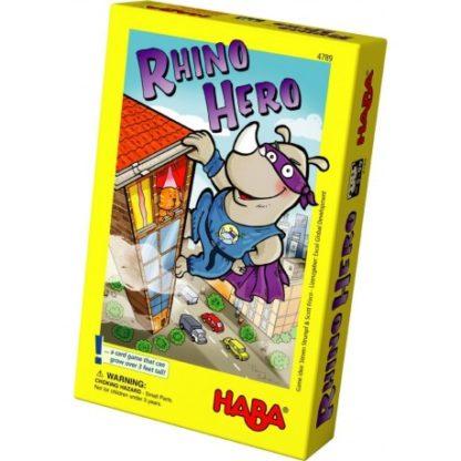 Rhino Hero Board Card Game