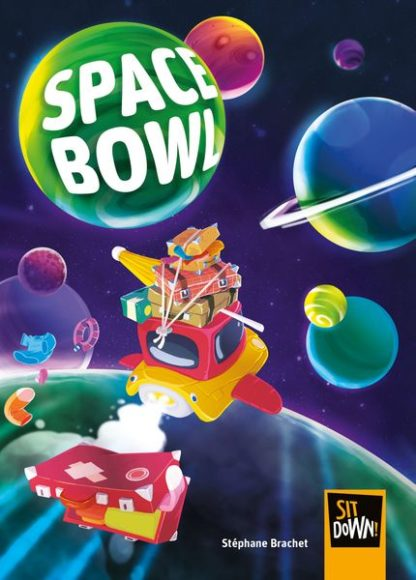 Space Bowl Card game